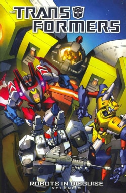 The Transformers 3: Robots in Disguise (Paperback)