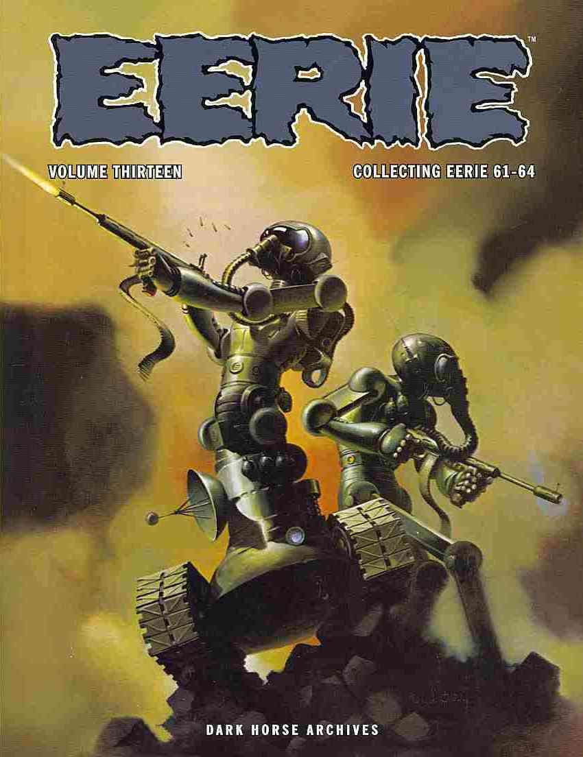 Eerie Archives 13 (Hardcover)
