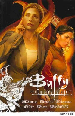 Buffy the Vampire Slayer Season 9, 3: Guarded (Paperback)