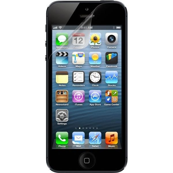 Belkin Screen Guard Anti-Smudge Screen Protector for iPhone 5