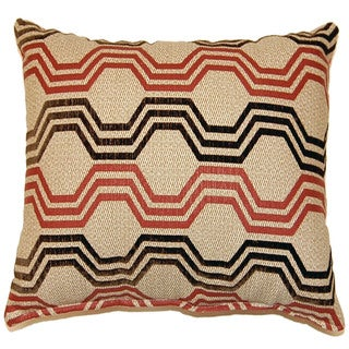 Beaufort Mink 12-inch Throw Pillows (Set of 2)