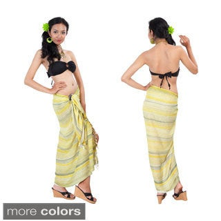 Stripe Sarong (Indonesia)