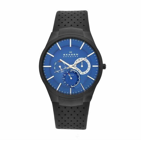 Skagen Men's Titanium Multi-function Watch