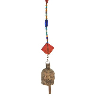 Bold Colors Wind Chime (India)