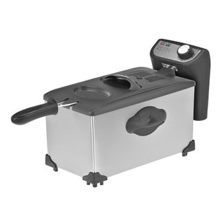 Kalorik 4-quart Stainless Steel Deep Fryer