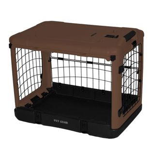 Pet Gear The Other Door Deluxe Steel Crate