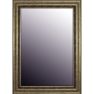 28x38 Andelusian Silver Classic Mirror
