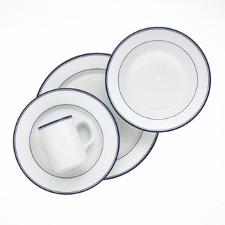 Concerto Allegro Blue 4-piece Place Setting