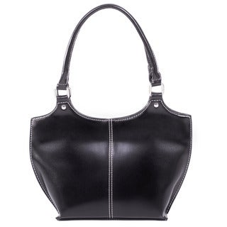 Parinda Catarina Women's Faux-leather Tote Handbag