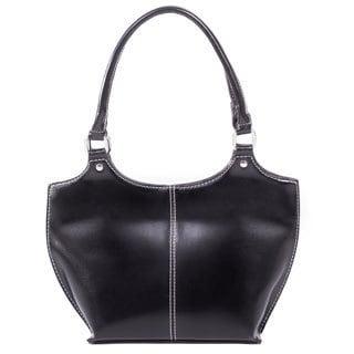 Parinda Caterina Women's Faux-leather Tote Handbag