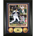 Miguel Cabrera 2012 A.L MVP Gold Coin Photo Mint