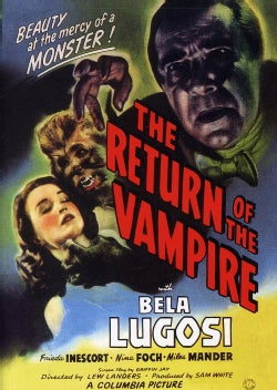 Return of the Vampire (DVD)