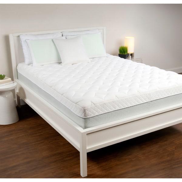 Comfort Memories Quiltflex 14-inch Queen-size Memory Foam Mattress