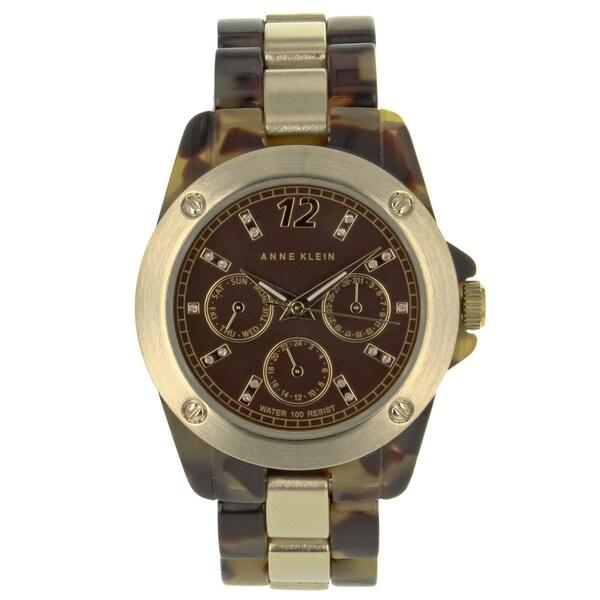 Anne Klein Women's Stainless-Steel Classic Quartz Watch