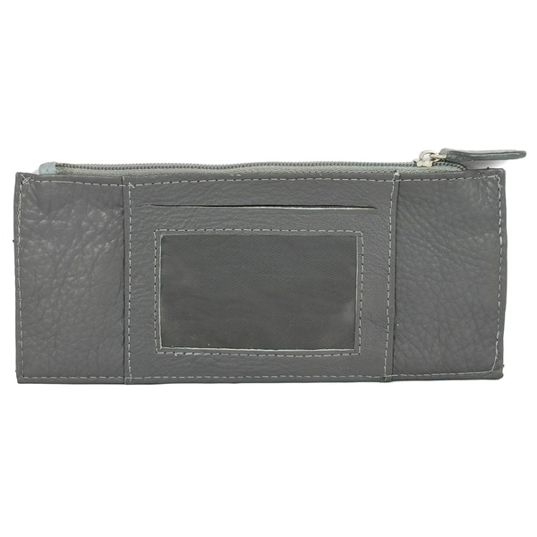 Unico Grey Credit Card Holder Wallet