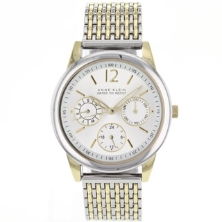 Anne Klein Women's Stainless Steel Classic Watch