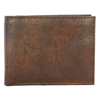 Unico Tan Leather Men Wallet