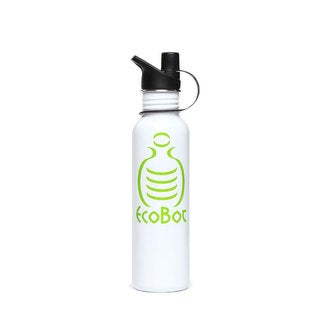 Ecobot One Stainless Steel 27-ounce Water Bottles (Pack of 24)
