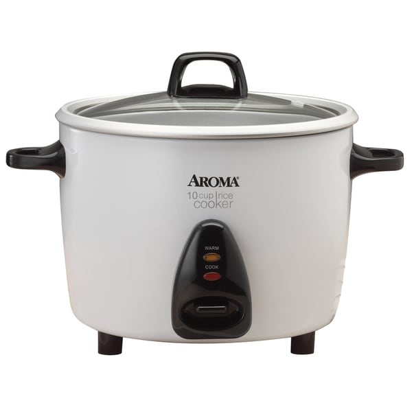 Aroma 20-cup (Cooked) Rice Cooker and Steamer