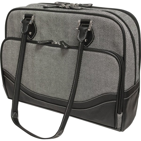 """Mobile Edge Carrying Case (Tote) for 17"""" Notebook, Ultrabook - Black,"""