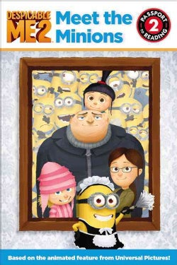 Despicable Me: Meet the Minions (Paperback)