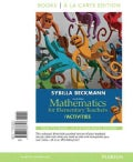 Mathematics for Elementary Teachers With Activities: Books a La Carte Edition (Other book format)
