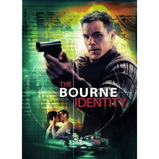 The Bourne Identity (DVD) 10384728