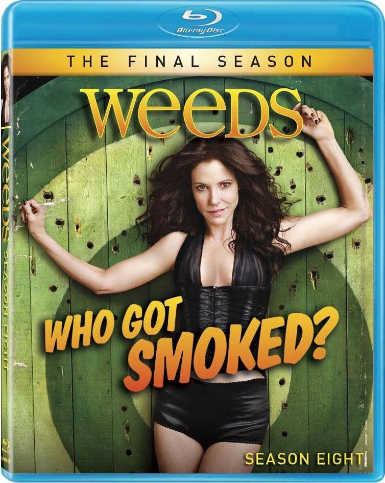 Weeds: Season 8 (Blu-ray Disc)