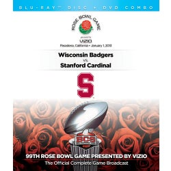 2013 Rose Bowl presented By Vizio (Blu-ray Disc)