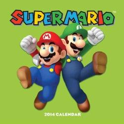 Super Mario 2014 Calendar (Calendar)