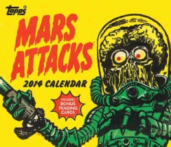 Mars Attacks 2014 Calendar