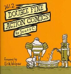 Double Fine Action Comics 2 (Paperback)