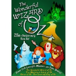 The Wonderful Wizard of Oz (25th Anniversary Set) (DVD)