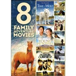 Family Adventure Movies (DVD)