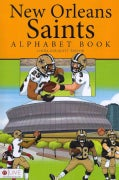 New Orleans Saints Alphabet Book: Elive Audio Download Included (Paperback)