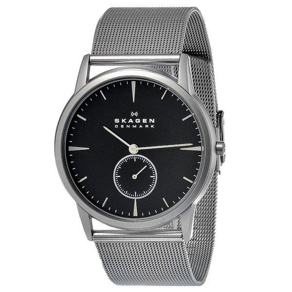 Skagen Men's Stainless Steel Mesh Strap Watch