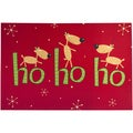 Indoor Ho Ho Reindeer Cushion Mat
