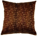 Doodle Whiskey 17-inch Throw Pillows (Set of 2)