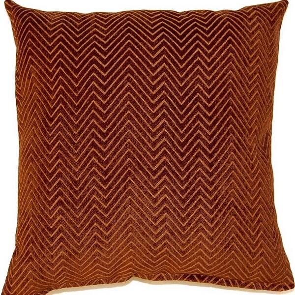 Karma Pumpkin 17-inch Throw Pillows (Set of 2)