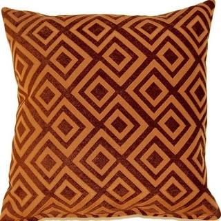 Kira Pumpkin 17-inch Throw Pillows (Set of 2)