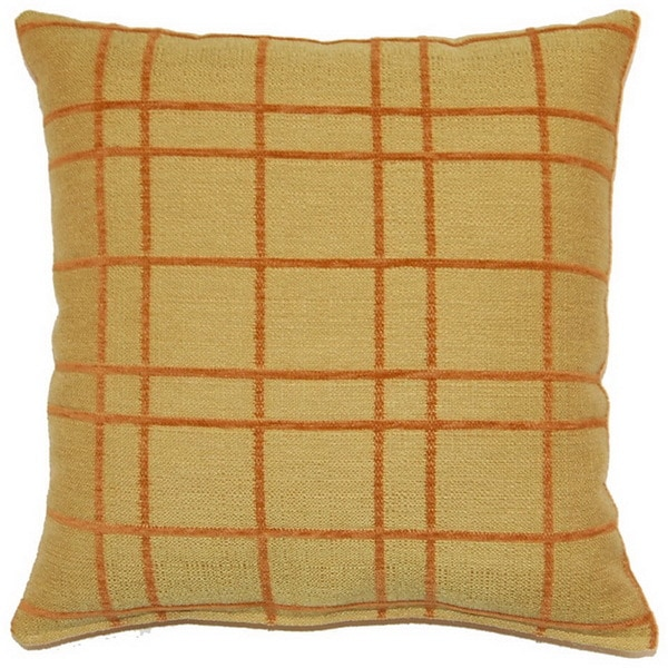 Lesage Way Chartreuse 17-inch Throw Pillows (Set of 2)