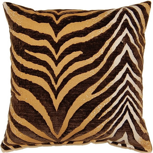 Shaman Mink 17-inch Throw Pillows (Set of 2)