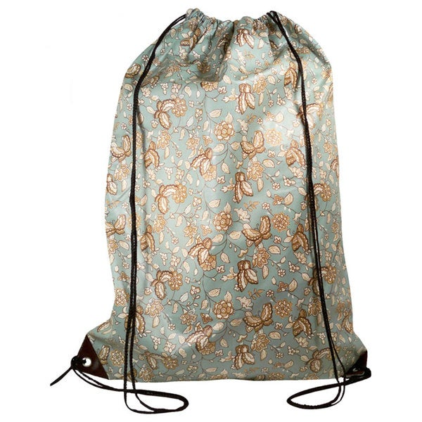 Butterfly Laundry Duffle Bag