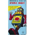 Retrobot 'Mechanical Wind-Up Atomic Robot' Stretched Canvas Art