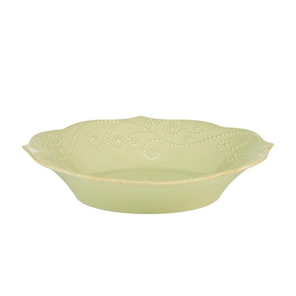 Lenox French Perle Pistachio Individual Pasta Bowl
