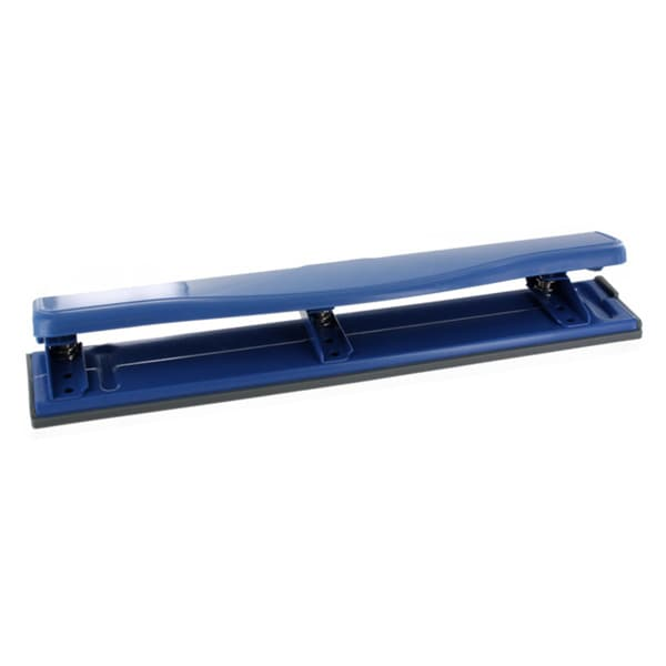 Swingline Work Essentials Blue 3-Hole Paper Punch