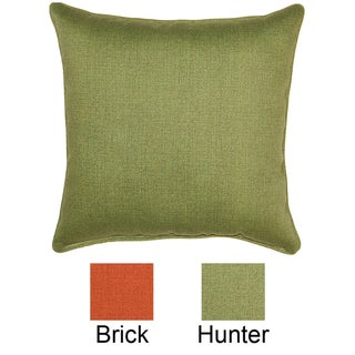 Husk Texture 26-inch Outdoor Pillow