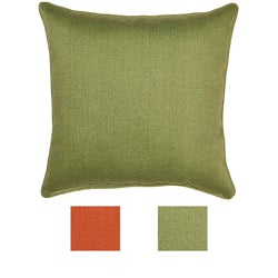 Husk Texture 26-inch Outdoor Pillow