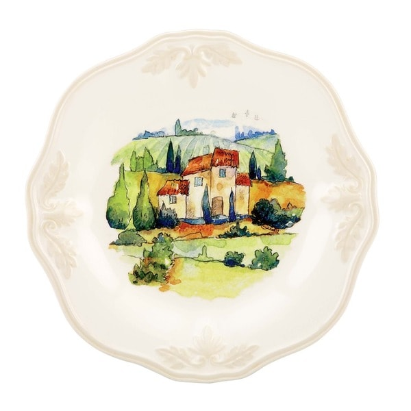 lenox butler 39 s pantry tuscan village accent plate