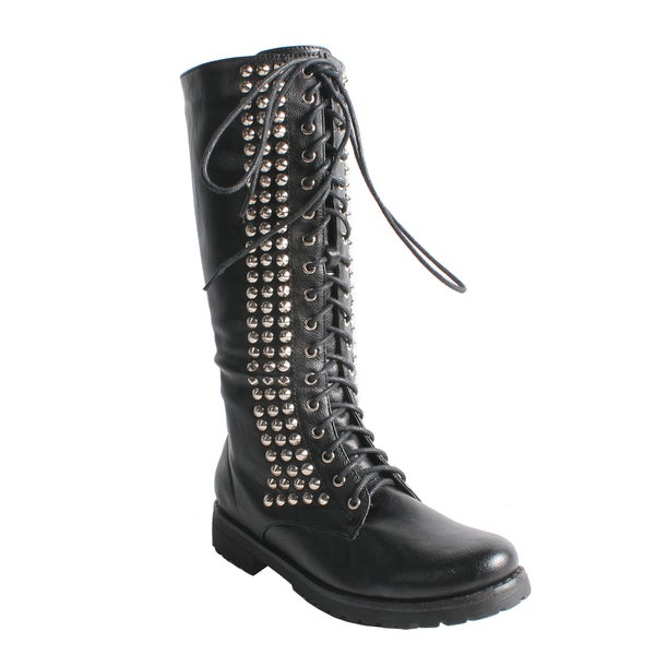 Simple You Can Buy Some Of The Very Best Womens Combat Boots On Sale For The Best Price Possible Online There Are Some Really Good Deals To Be Had On All The Very Best Womens Combat Boots This Includes With A Heel, Black, Studded,